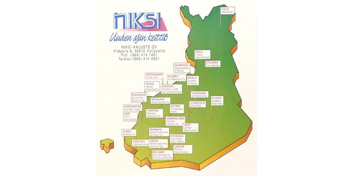 Nixi Keittiö Vaasa - Nixi